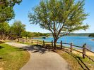 Lake front access by Beach Club
