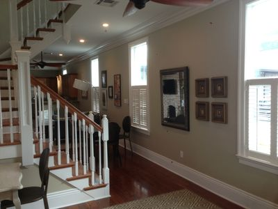 Uptown Magazine St. New, Open Condo, 2 Stories, High Ceilings