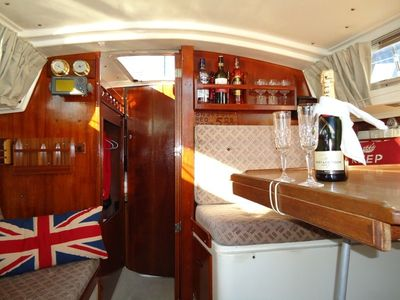 Affitto yacht City of London