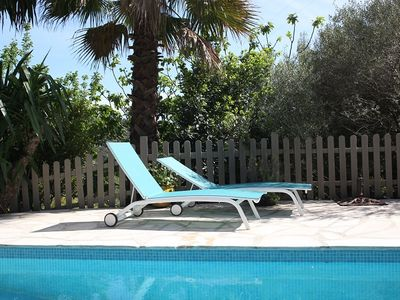 House, 150 square meters, with pool