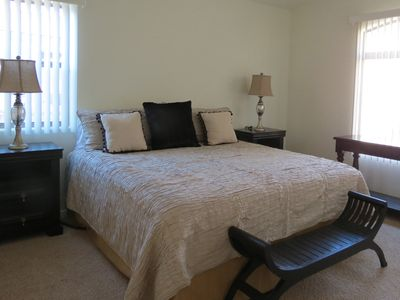 Tucson house rental - Master bedroom