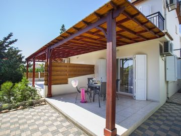 Cozy house close to the center of Perivolia with Parking, Internet, Air conditioning