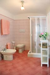 Ravello villa photo - bathroom