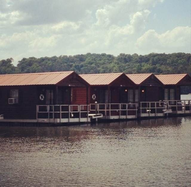 Guntersville Floating Cabins Vrbo
