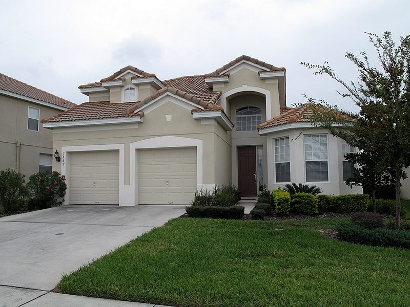 5 Bedroom 5 Barth 2 Story Pool Home Free Homeaway Kissimmee