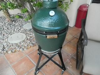 La Quinta house photo - Green Egg Gourmet Charcoal BBQ grill