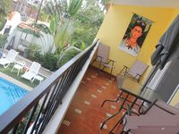 Turtle - Beautiful Condo with Private Terraza, Large Pool, A/C mynewfeed Parking