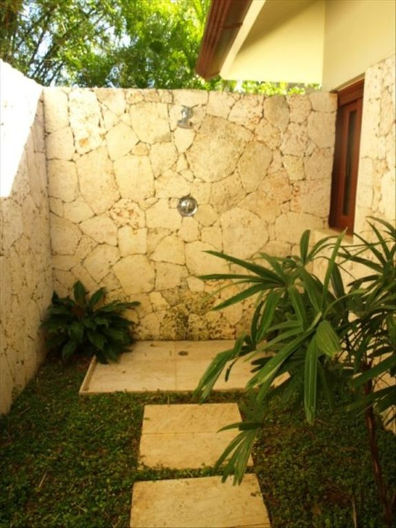 "Outdoor ""Garden"" Shower..."