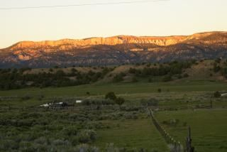 Sunset View from the Front Deck. - Bryce Canyon house vacation rental photo
