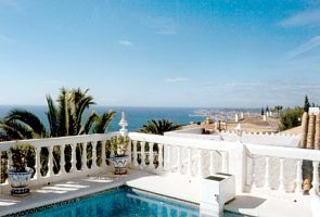 Benalmadena villa rental - Wonderful seaviews