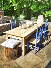 Saugatuck / Douglas house photo - Outdoor Dining Table