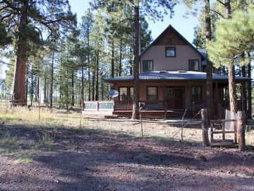 Parks house rental - Welcome to Elk Meadow Cottage!