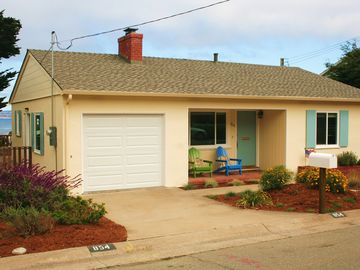 Pacific Grove house rental - Welcome to 854 Balboa, gorgeous bay views on one of the best streets in PG.