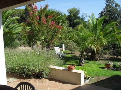 Provencal house opposite to Hyeres islands 5 min from great beaches