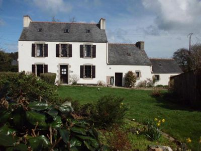 Pretty Breton House for rent - great location - quiet and 1. 5 km from the sea