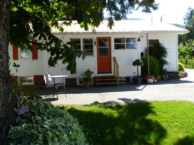 Home Away From Home, Nestled Into A Small, Family, Cherry Orchard