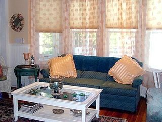 Bar Harbor cottage photo - Living Room
