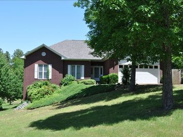 Hot Springs house rental - 2900+ Square Feet, on a 2/3 acre lot. Plenty of room to spread out!
