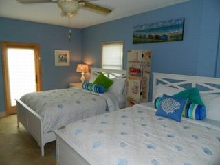 Key Colony Beach house photo - Bedroom with 2 queen beds