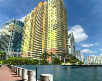 The Mark on Brickell Bay at 1155 Brickell Bay Drive