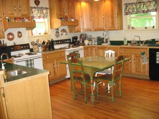 Canaan farmhouse photo - Fully equipped kitchen
