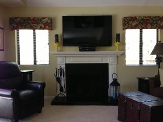 Shipyard villa photo - New 55' 3D TV with Blueray/DVD, HBO Showtime, The Golf Channel ,DVR & 3D Glasses