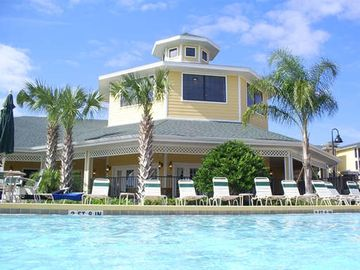 Kissimmee condo rental - Pool & Clubhouse