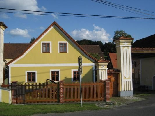 Holiday house Milavce for 4 - 6 persons with 2 bedrooms - Holiday house