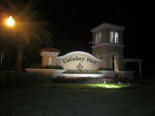 Calabay Parc villa photo - Front Entrance at Night