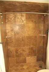 Marathon condo photo - Beautiful walk in shower
