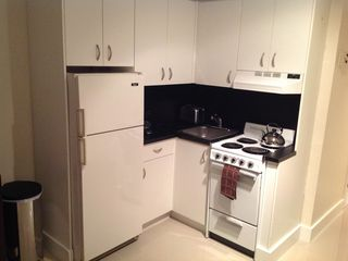 Miami Beach studio photo - Small but Powerful Kitchen