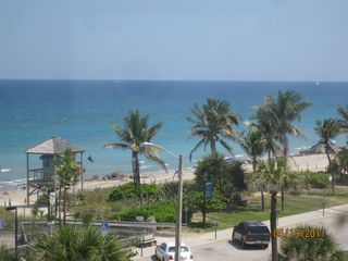 Deerfield Beach condo photo - Ocean and Beach View