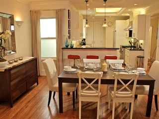 San Francisco condo photo - Diningroom
