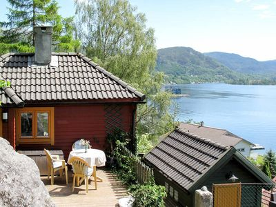 Vacation home Onarheimsvatnet  in Valen, Western Norway - 2 persons, 1 bedroom