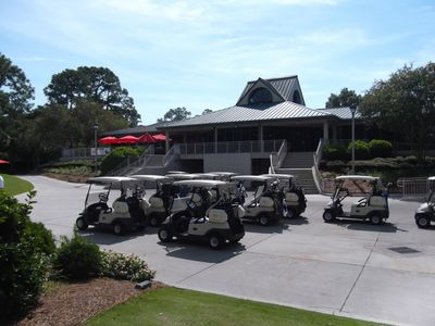 Robert Trent Golf Center & Big Jim's Barbecue Restaurant