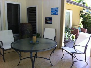 Kailua house photo - Tropitone patio furniture