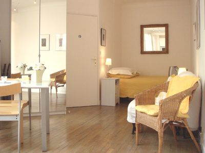 18th Arrondissement Montmartre apartment rental - Apartment 'Place du Tertre Flair' 30m2, 1-3 Pers