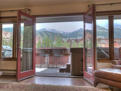 Ridge St. Lookout - Step into the Heart of Breck! - Two Bedroom Aparthotel, Sleeps 7