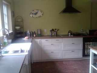 Patterson farmhouse photo - A Huge Chef's Kitchen with every utensil provided
