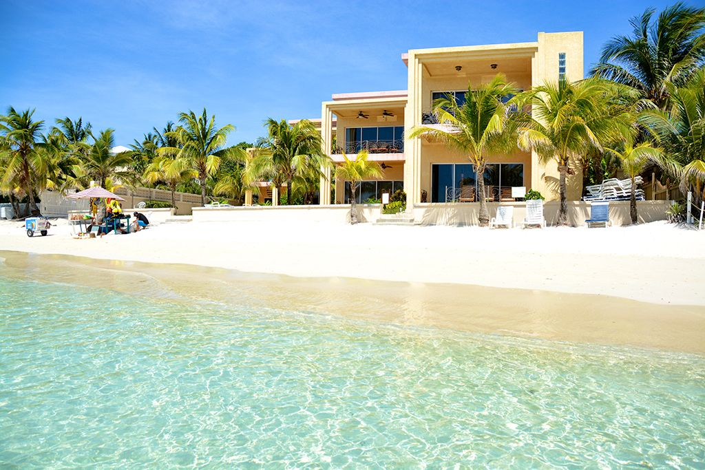 Roatan Coral Sands Coral Sands 3 Beach Front