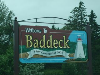 Baddeck house photo - The friendly Village of Baddeck offers museums, shops and eateries.