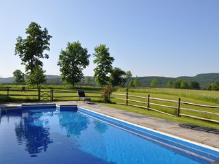 Lakeville house photo - Pool with View