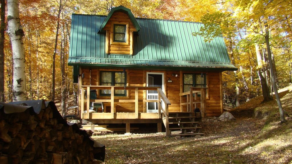 A Cute Little Cabin Near Turtle Lake Wi Get Vrbo