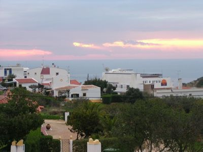 Praia Dona Ana apartment rental - Gaze out to sea and count the boats floating by