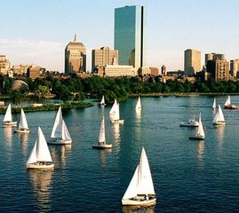 Boston apartment photo - Charles River