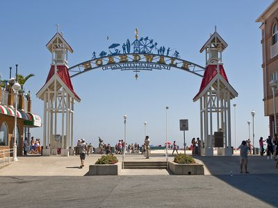 Just minutes from Ocean City's famous Boardwalk