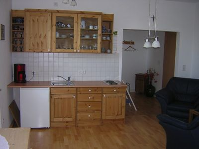 Gaukoenigshofen apartment rental - The kitchenette