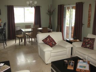 Playa del Carmen condo photo - Wide, open floor plan - perfect for a family or two couples to spread out