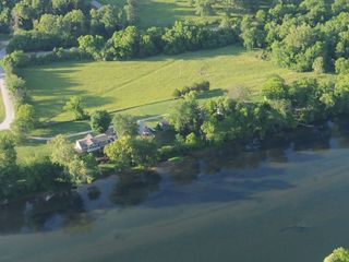 Gassville cabin photo - River Mist from my powered parachute