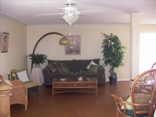 Corpus Christi house photo - Open Living Area